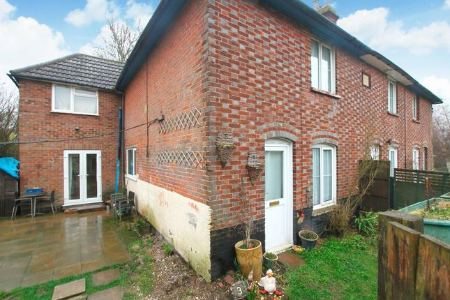 Thumbnail Cottage for sale in Nickle Lane, Chartham, Canterbury