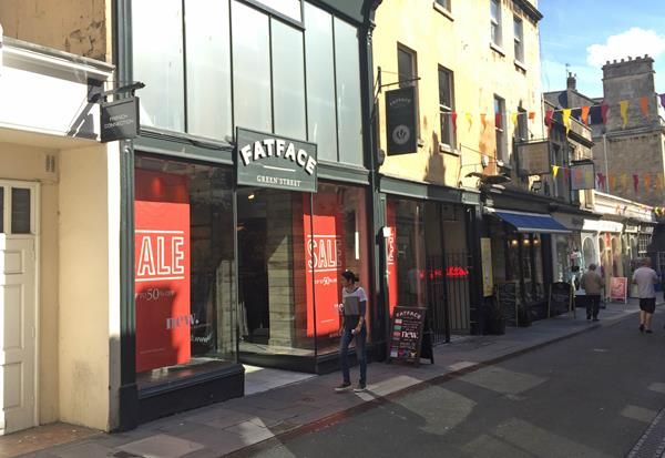 Thumbnail Retail premises to let in Green Street, Bath