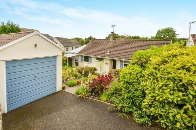 Thumbnail Bungalow for sale in St. Keyne, Liskeard, Cornwall