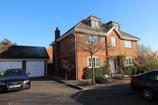Thumbnail Detached house for sale in Cynder Way, Emersons Green