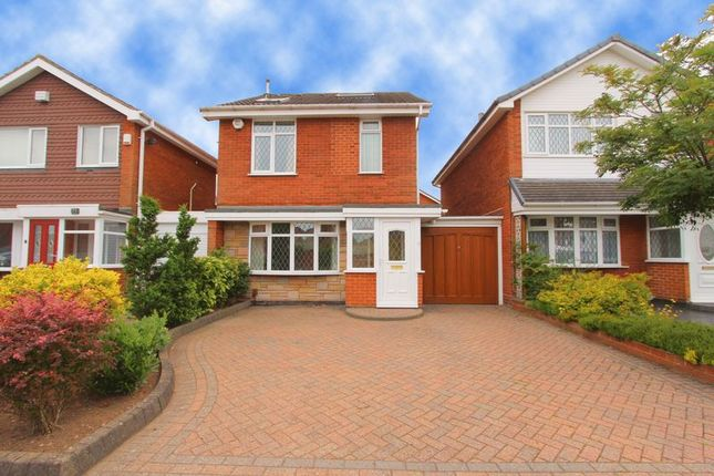 Thumbnail Detached house to rent in Chapel Street, Pelsall, Walsall