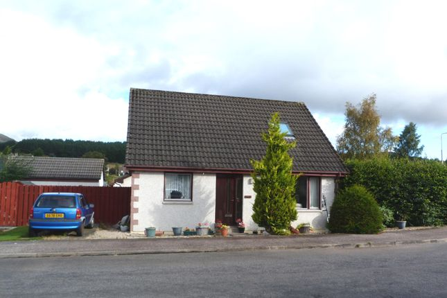 Thumbnail Detached house for sale in Hillside Avenue, Kingussie