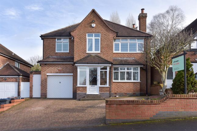 Thumbnail Detached house for sale in Hathaway Road, Sutton Coldfield