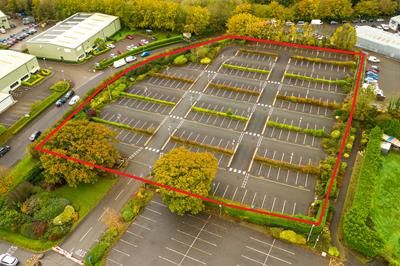 Thumbnail Land for sale in Former Kensey Foods, Pennygillam Industrial Estate, Launceston, Cornwall