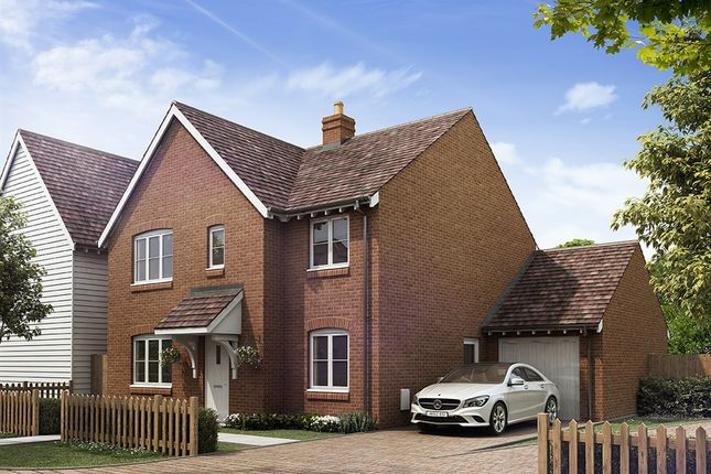 "Thumbnail Detached house for sale in ""The Corfe"" at Station Road, Northiam, Rye"