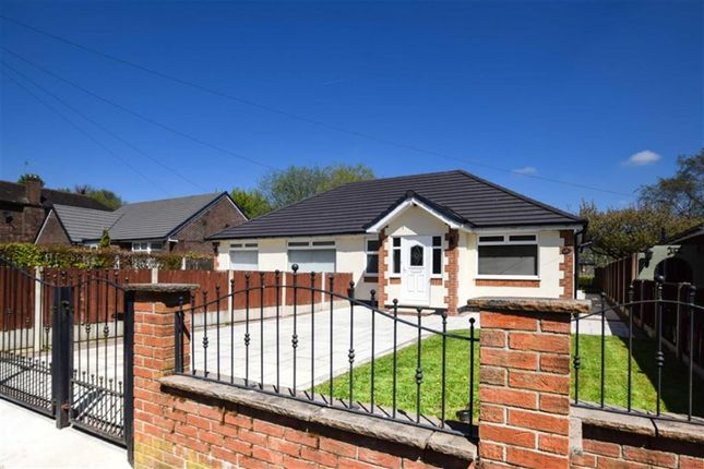 Thumbnail Semi-detached bungalow for sale in Old Road, Mottram, Hyde