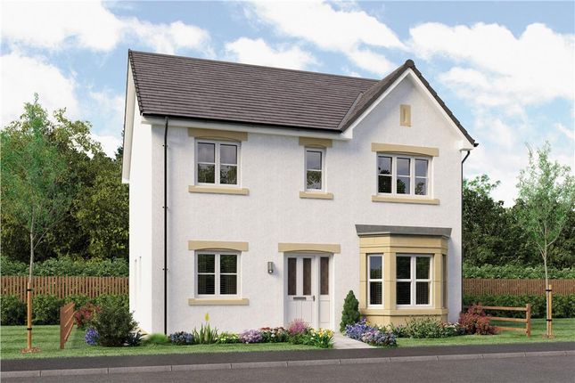 "Thumbnail Detached house for sale in ""Douglas Det"" at Kingsfield Drive, Newtongrange, Dalkeith"