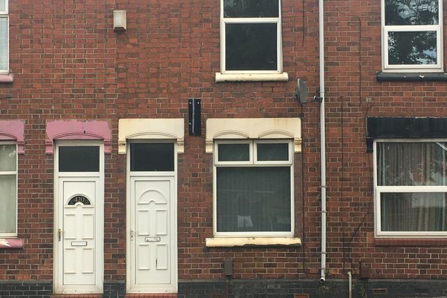 Thumbnail Terraced house to rent in Hartshill Road, Hartshill, Stoke-On-Trent
