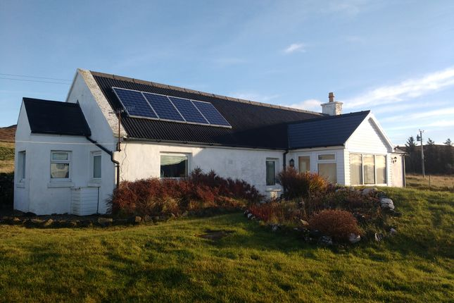 2 bed detached bungalow for sale in Dunhallin, Waternish
