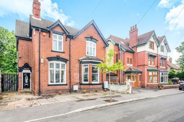Thumbnail Detached house for sale in Banks Street, Manor Estate, Willenhall, West Midlands