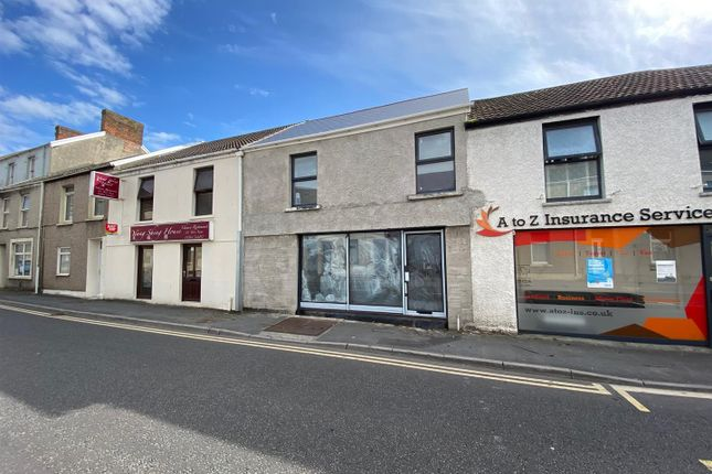 Thumbnail Restaurant/cafe to let in West End, Llanelli