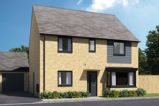 """Thumbnail Detached house for sale in """"The Pembroke"""" at Thorn Road, Houghton Regis, Dunstable"""