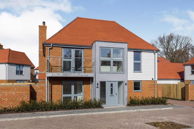 Thumbnail Detached house for sale in Conningbrook Lakes, Kennington, Ashford