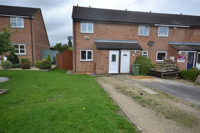 Thumbnail End terrace house to rent in Westbourne Drive, Hardwicke, Gloucester