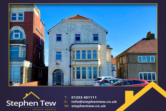 Thumbnail Detached house for sale in Queens Promenade, Bispham, Blackpool