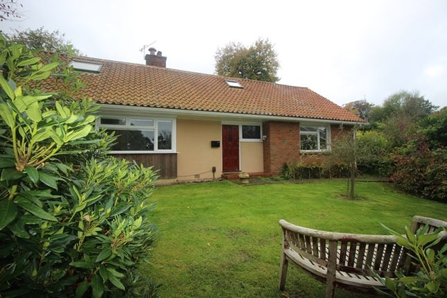 Thumbnail Detached house to rent in Blackstone Close, Redhill