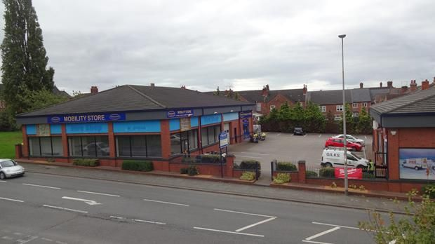 Thumbnail Retail premises to let in Unit 1, Valley Brook, Mill Street, Crewe