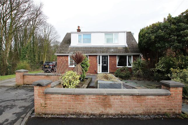 Thumbnail Detached house for sale in Milton Close, Walton-Le-Dale, Preston
