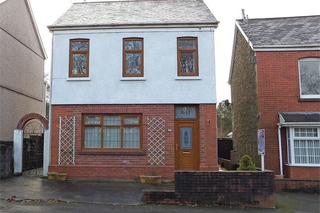 Thumbnail Detached house for sale in Birchgrove Road, Glais, Swansea, West Glamorgan