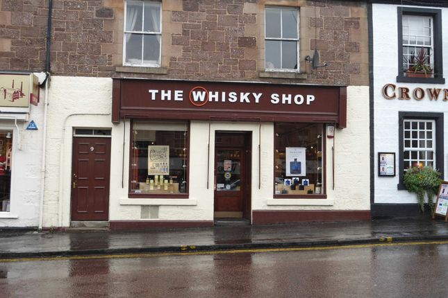 Thumbnail Retail premises for sale in 11 Main Street, Callander