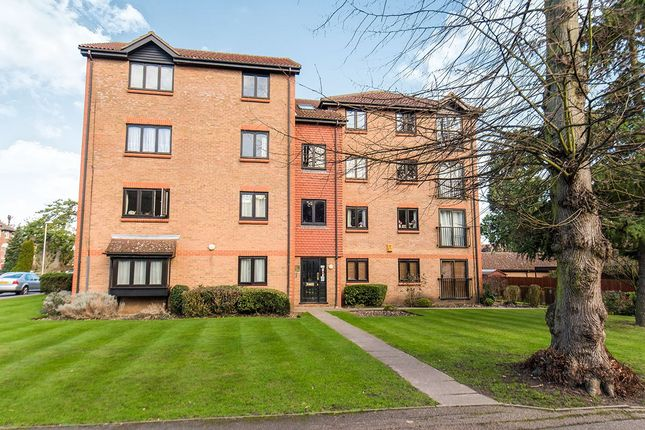 Thumbnail Flat for sale in Chilham House, Adams Close, Surbiton