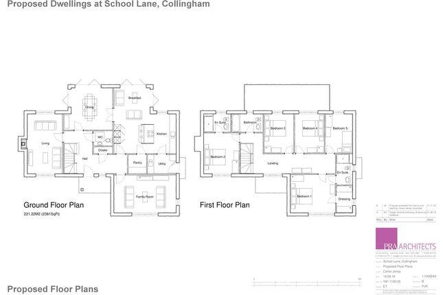 Picture No. 05 of Residential Building Plot, School Lane, Collingham, West Yorkshire LS22