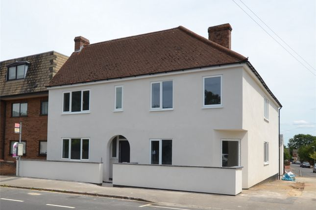 Thumbnail Flat for sale in Great North Road, Eaton Socon, St Neots, Cambridgeshire