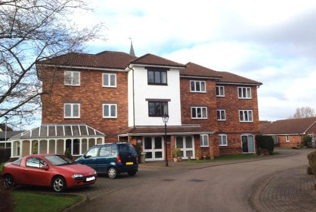 Thumbnail Flat for sale in Checkley Court, Walmley, Sutton Coldfield