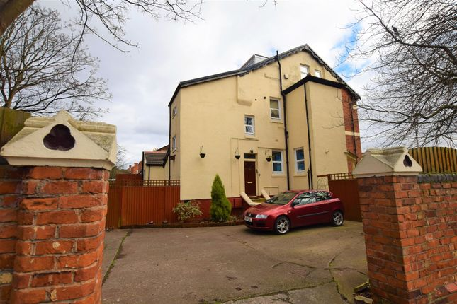 Thumbnail Flat for sale in 104 Prenton Road East, Birkenhead