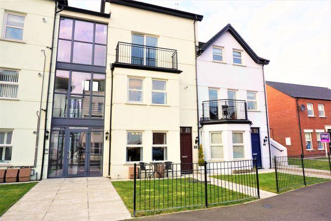 2 bed flat for sale in Linen Crescent, Bangor BT19