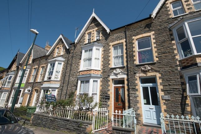Thumbnail Terraced house for sale in Trinity Road, Aberystwyth