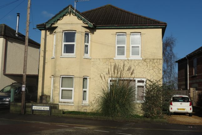 Thumbnail Detached house to rent in Bemister Road, Winton, Bournemouth