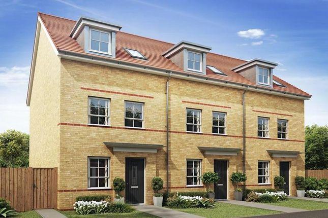 "3 bedroom end terrace house for sale in ""Norbury"" at Queen Elizabeth Road, Nuneaton"