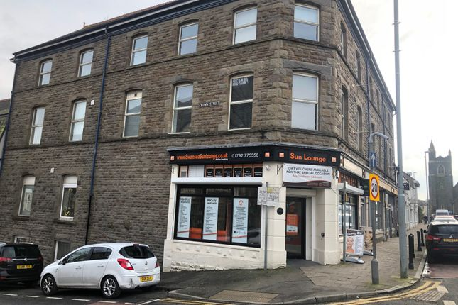 Thumbnail Flat to rent in Woodfield Street, Morriston, Swansea