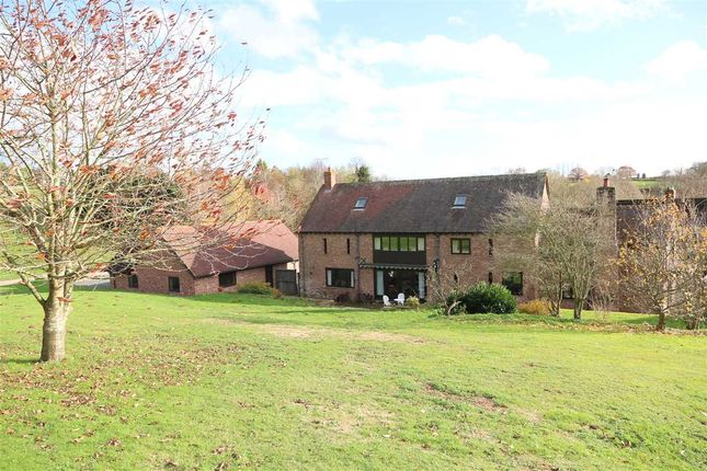 Thumbnail Barn conversion for sale in Phocle Green, Long Meadow Barn, Ross-On-Wye