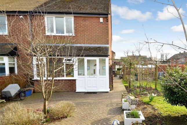 Thumbnail Semi-detached house for sale in Grimshaw Lane, Bollington, Macclesfield, Cheshire