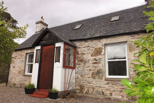 Thumbnail Cottage for sale in Old Strome Road, Auchtertyre