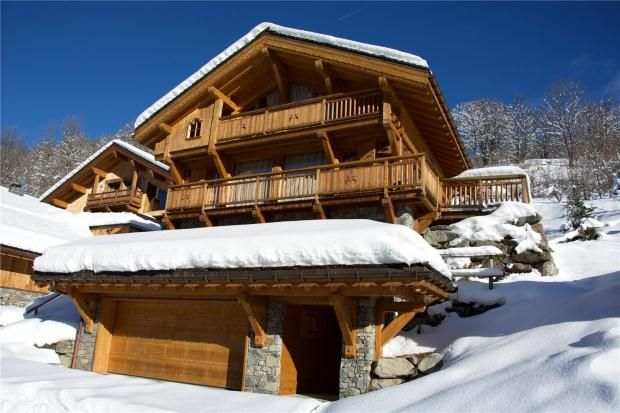 Thumbnail Property for sale in Méribel, La Gittaz, French Alps, 73550