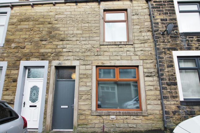 1 bed terraced house to rent in Garrick Street, Nelson BB9