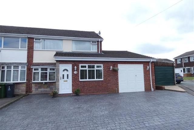 Semi-detached house in  Alder Way  Streetly  Sutton Coldfield  Birmingham