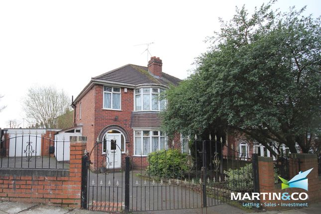 Thumbnail Semi-detached house to rent in Wolverhampton Road South, Quinton