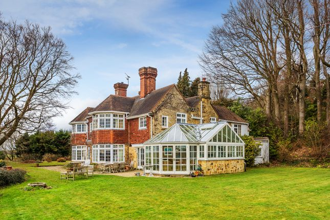 Thumbnail Detached house for sale in Caxton Lane, Limpsfield Chart, Oxted