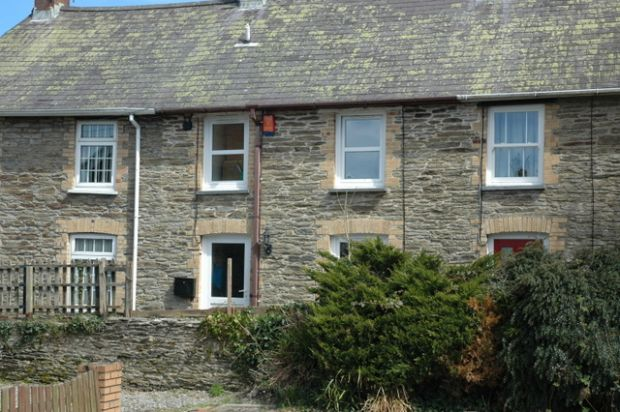 Thumbnail Terraced house to rent in Drefach, Llandysul, Carmarthenshire