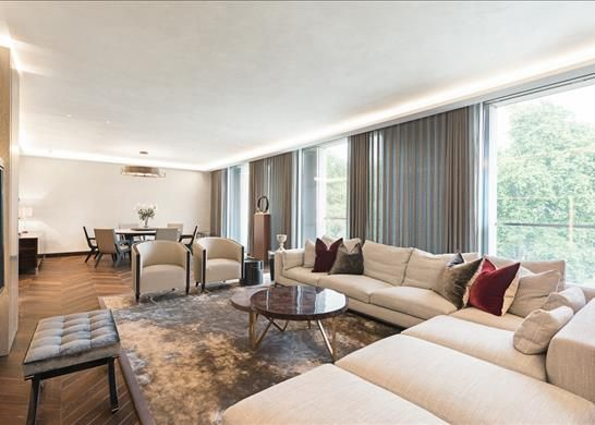 Thumbnail Flat to rent in Chesham Place, Belgravia, London