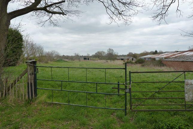 Thumbnail Land for sale in Little Heath, Gamlingay