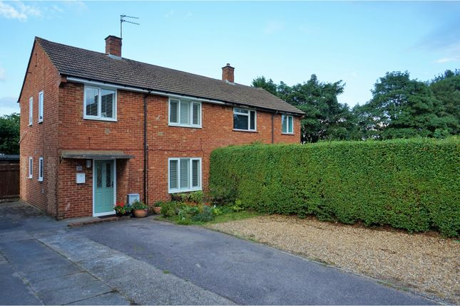 Thumbnail Semi-detached house for sale in Summerhouse Way, Abbots Langley