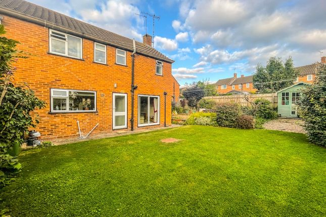 Thumbnail End terrace house for sale in Price Road, Warwickshire, Cubbington