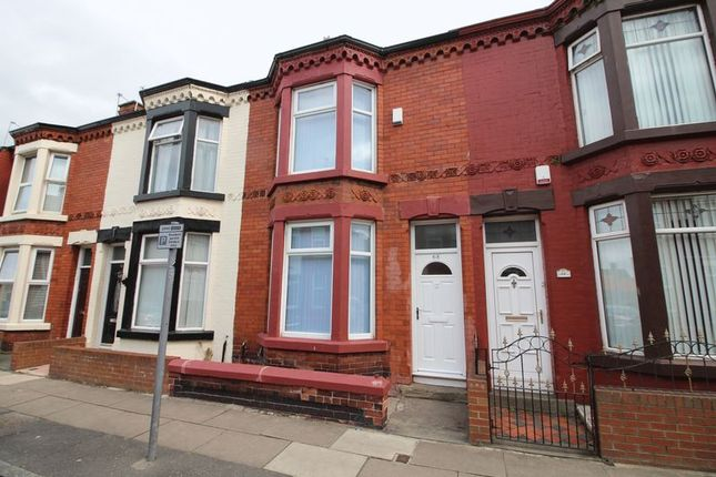 Thumbnail Terraced house to rent in Thornton Road, Bootle