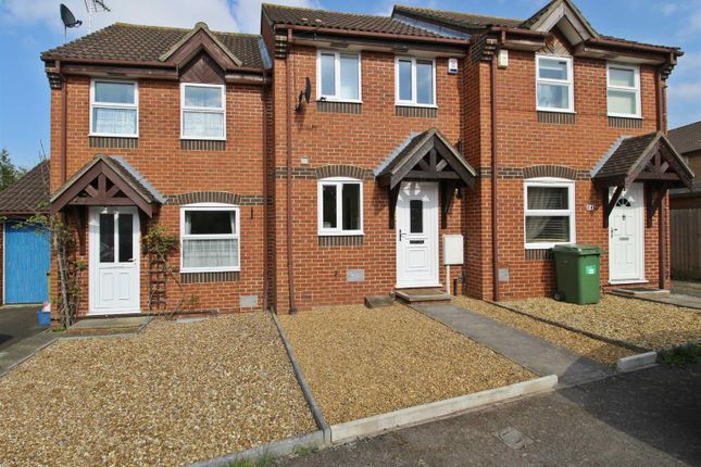 Thumbnail Terraced house to rent in Lastingham Grove, Emerson Valley, Milton Keynes