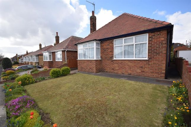 Thumbnail Bungalow for sale in Omega Road, Bridlington